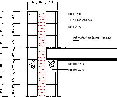 Stropni Konstrukce Kb Blok