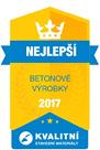 TOP QUALITY 2017 Betonové výrobky